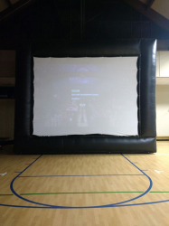 16' Movie Screen