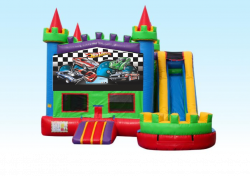 Hot Wheels Castle Combo DRY