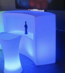 LED Curved Bar
