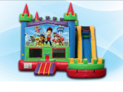 Paw Patrol Castle Combo DRY
