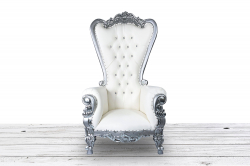 Single Throne Chair