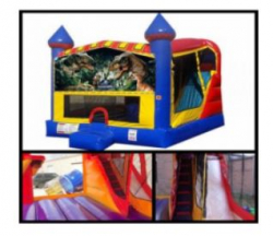 Dinosaur C4 Slide Combo WET