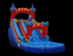 17' Splash Kingdom with Pool
