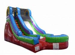 16' Retro Water Slide