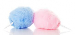 Additional 25 Cotton Candy Supplies