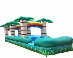 36' Tropical Slip & Slide