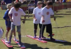 Big Foot Race