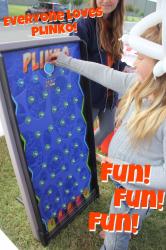 Plinko Carnival Game