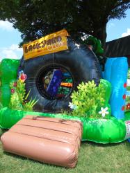 Backyard Clubhouse Inflatable