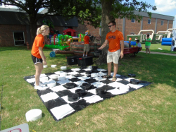 Giant Checkers Carnival