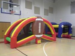 Quarterback Challenge Inflatable