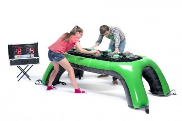 Rapid Fire Flash Tec Activity Table