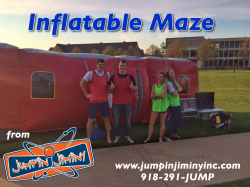 Inflated Maze