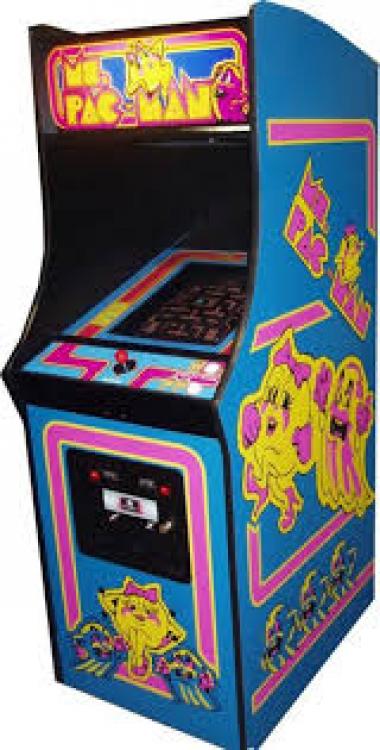 Arcade Ms. Pac Man