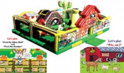 My Little Farm Inflatable