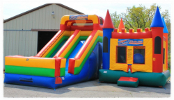 Slide/Jump Combo Inflatable