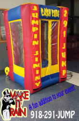 Cash Cube 1 Inflatable