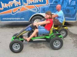 Pedal Go Karts, 1 pair