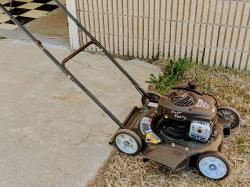 Push Lawn Mower Gas 5068