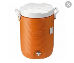 5 Gal Cooler w/Dispenser