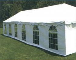 Tent Wall w/Window 8'x20'