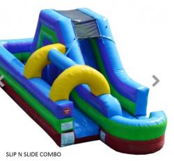 Slip-N-Slide Combo