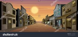 Western spandoek Town