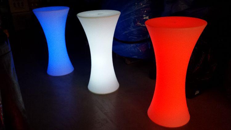LED Partytafel