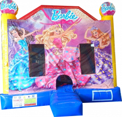 Barbie 4 in 1 Combo