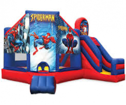 Spiderman 4 in 1 Combo