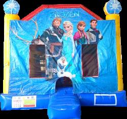 Frozen 4 in 1 Combo