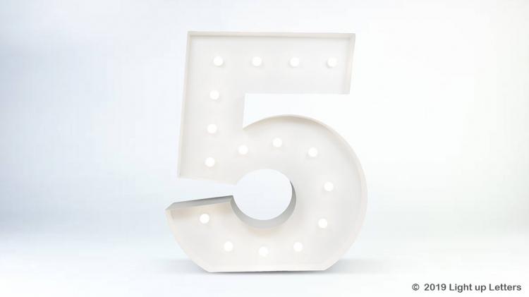 5 - 1.5m