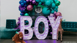 BOY Light Up Letters