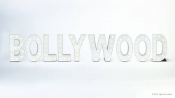 BOLLYWOOD Light Up Letters