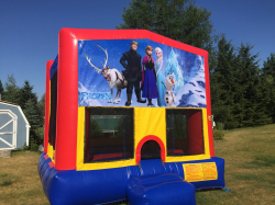 Super hero Bouncy House