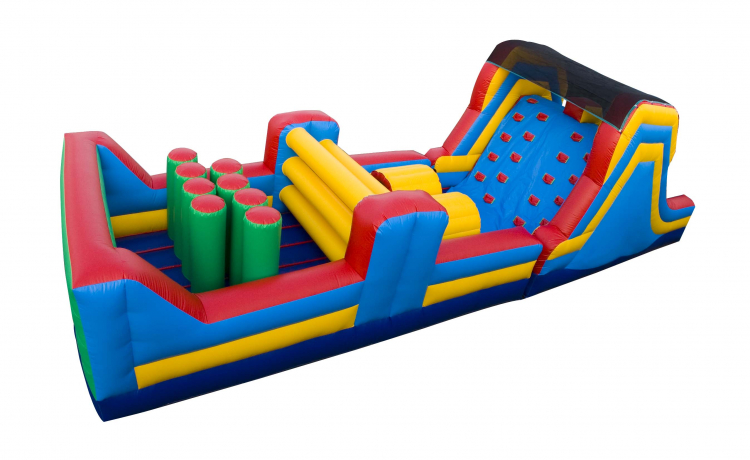 obstacle course rental St. Charles, MO