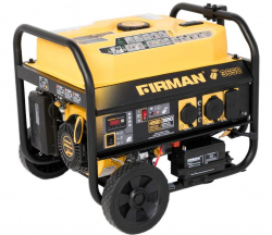 Optional Firman Generator ($45 -6 hours)