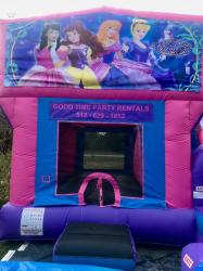 Jump 'N' Splash Princess-DRY