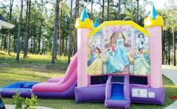 Disney Princess Bounce/Slide Combo