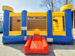Inflatable Basketball Court Bounce House