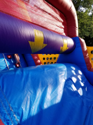 Allstarobstaclecourse squeezeplay 375187661 All Star Obstacle Course 40'L x 10'W x 13'H