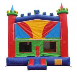 Castle Slide Combo 15'L x 15'W x 13'H