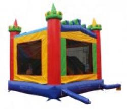 Castle Combo back 510570295 Castle Slide Combo 15'L x 15'W x 13'H