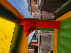 Castle bball 915941231 Castle Slide Combo 15'L x 15'W x 13'H