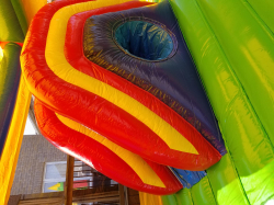 Castle slide 907094808 Castle Slide Combo 15'L x 15'W x 13'H