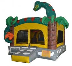 Dinobouncer sideangle 856715855 Dino Bounce 10'L x 10'W x 10'H