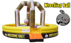 Wrecking Ball 25'L x 23'W x 13'H