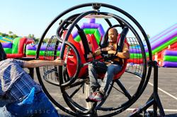 2 Person Gyroscope / Gyro Ball