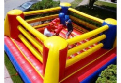 Bouncy Boxing / Giant Boxing Ring
