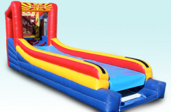 Inflatable Skee Ball  (1 Lane)
